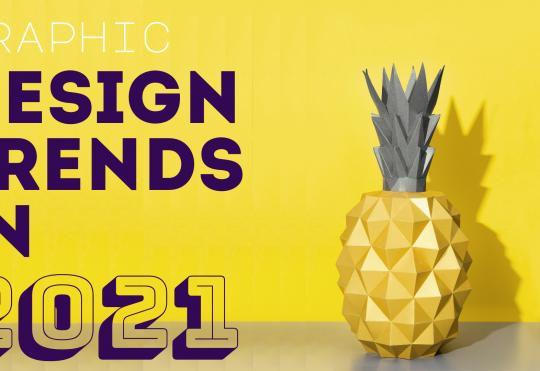 Graphic Design Trends in 2021! 📈